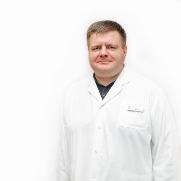 Med. m. dr. Nerijus MISONIS