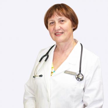 Med. m. dr. Rima BĖRONTIENĖ