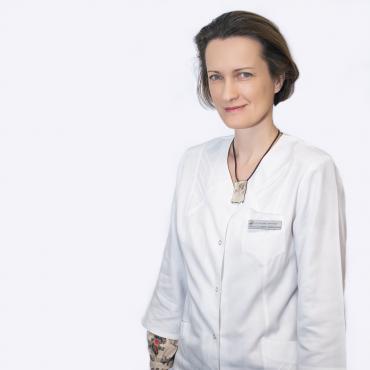 Med. m. dr. Daiva GUDAVIČIENĖ