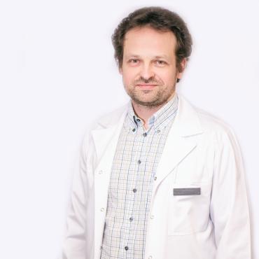 Med. m. dr. Linas JUODELĖ