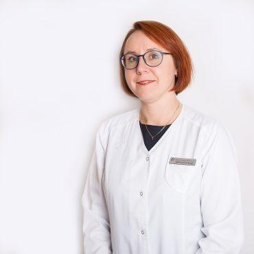 Med. m. dr. Sigita GLAVECKAITĖ