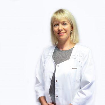 Med. m. dr. Brigita BŪDIENĖ